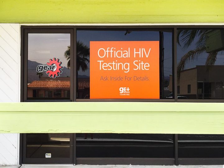 First Friday HIV Testing