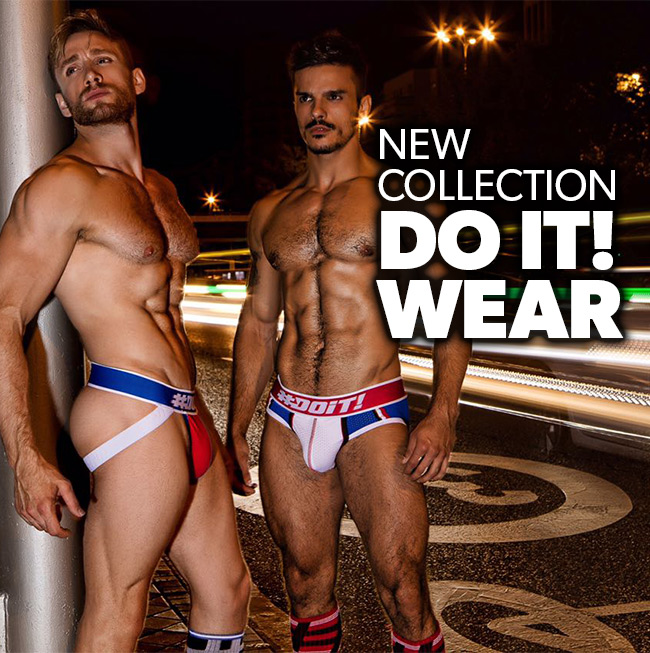 New Do it! Wear Collection at Gear Leather and Fetish