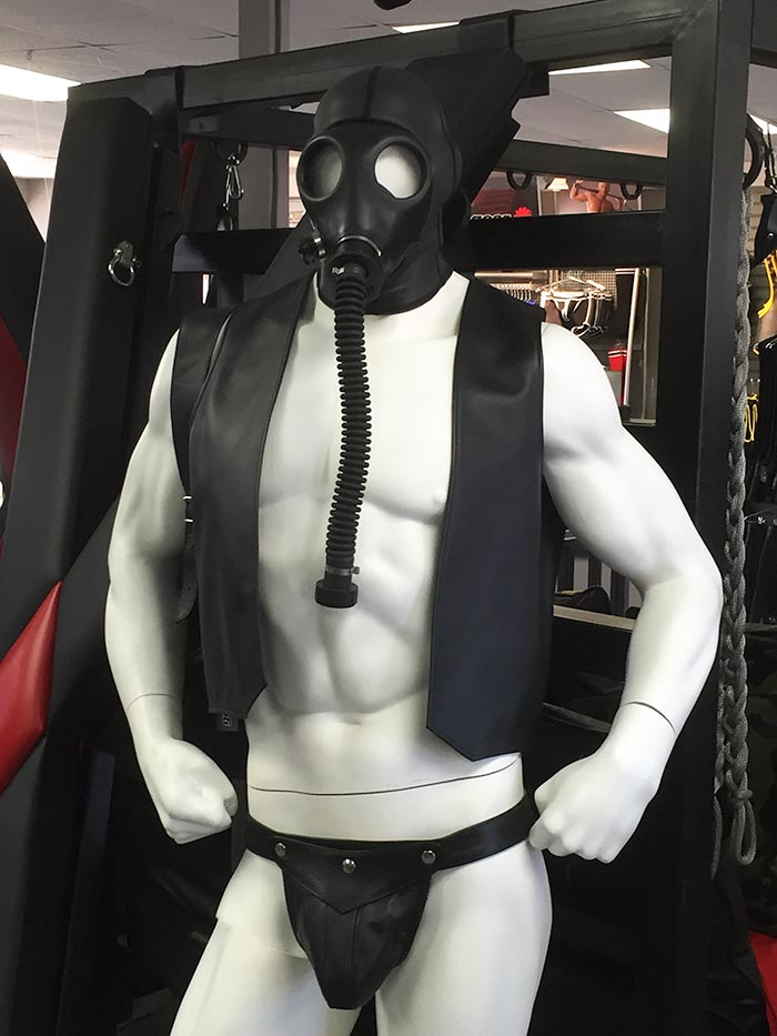 Gear Leather and Fetish Gallery 15
