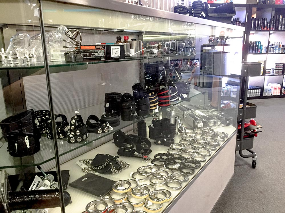 Gear Leather and Fetish Gallery 3