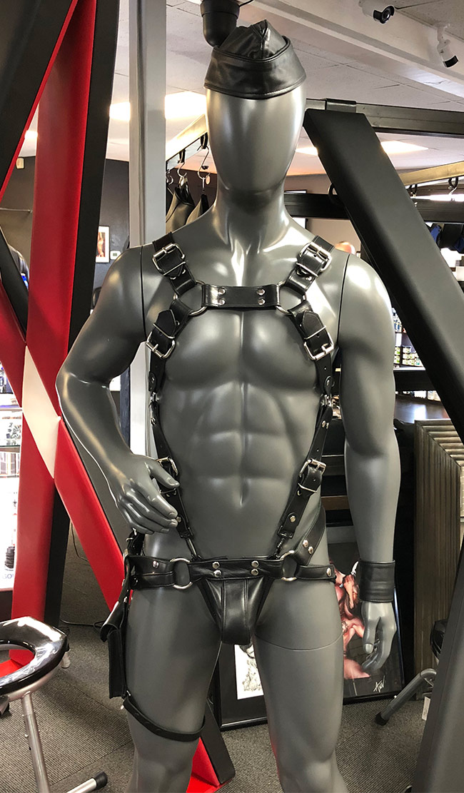 Mr. S Harness and Jock