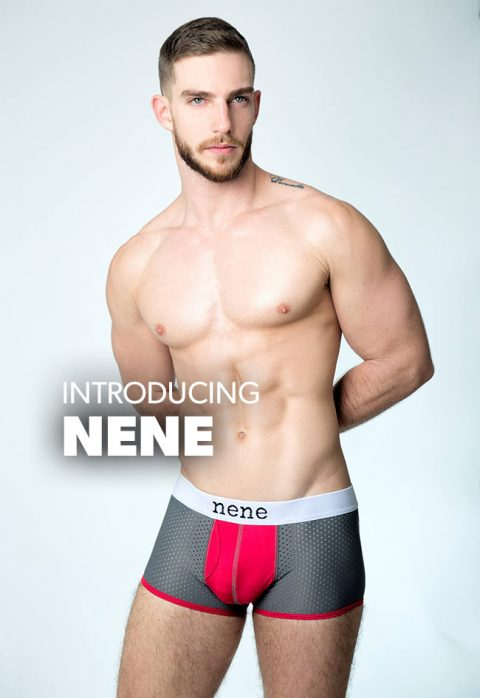 Nene Mesh Boxer Brief