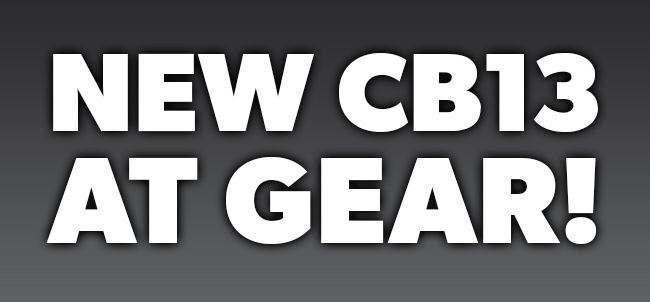 New Cellblock 13 Styles Available at Gear!