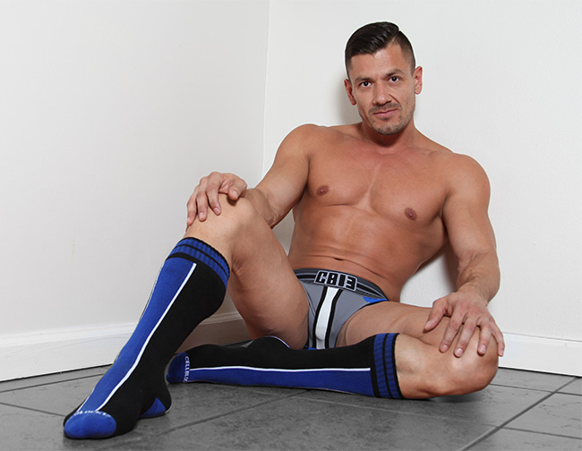 Cellblock 13 Liquid Shadow Sock