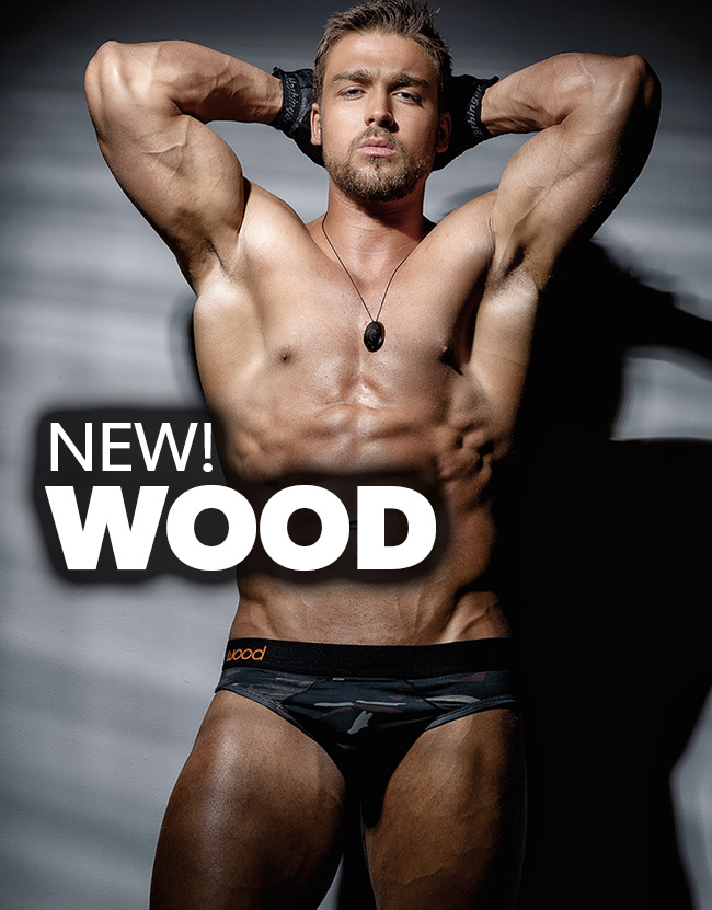 New! Wood Underwear