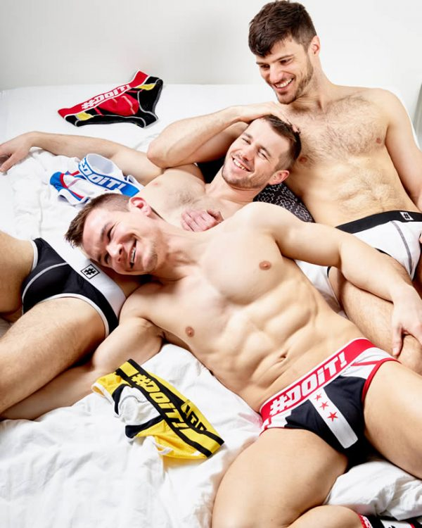 Do It! Models in Briefs