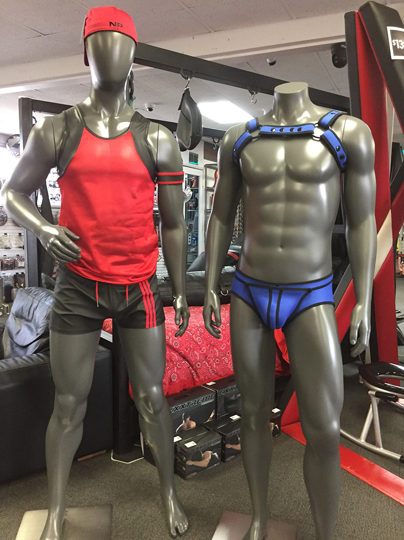 New Mannequins 1