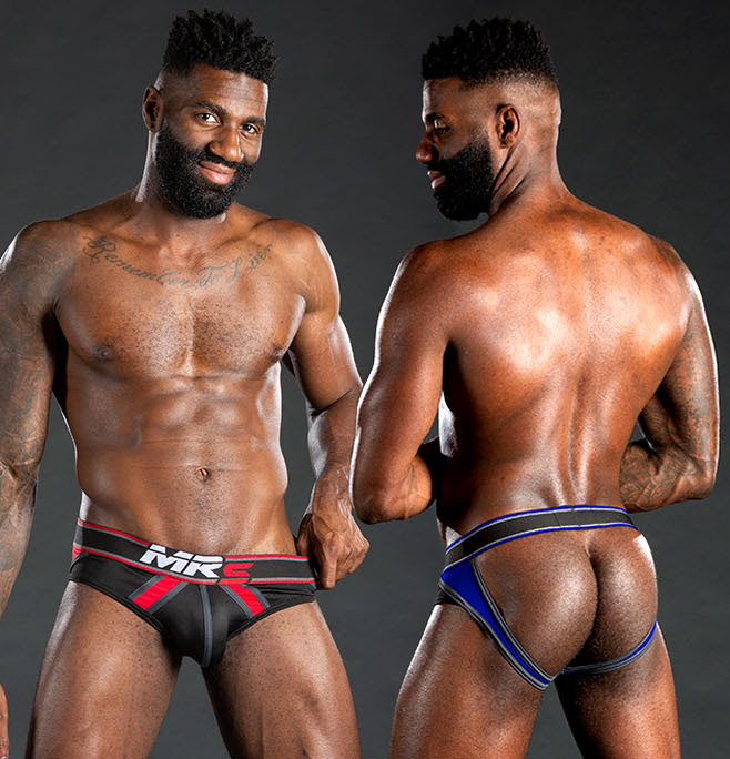 Nitro Brief by Mr. S Leather