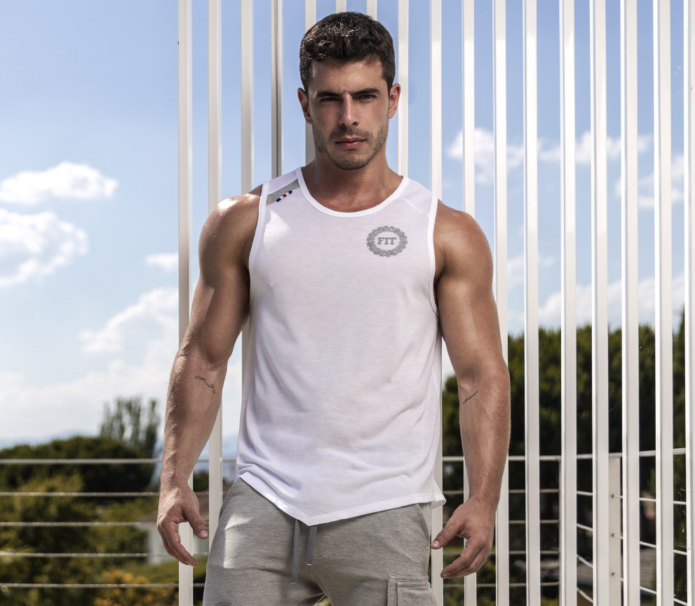 ES Collection Fit Tank Top