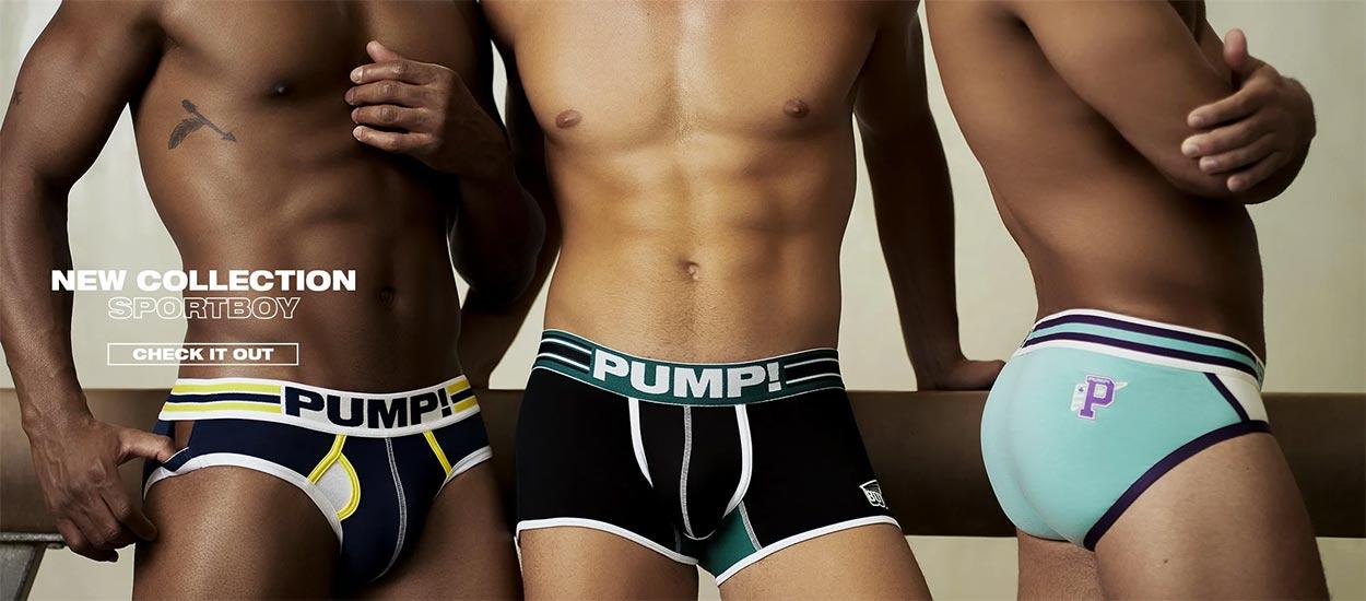 Pump! Sportboy Collection
